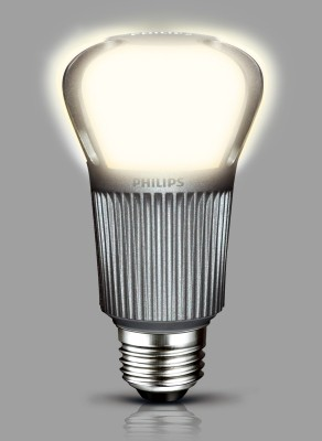 Philips EnduraLED Light Bulbs Four Times Brighter