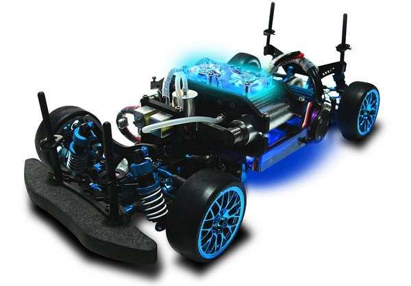 Horizon's H-Cell 2.0 hydrogen fuel cell for R/C cars now shiping