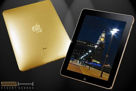 iPad Supreme Golde Edition