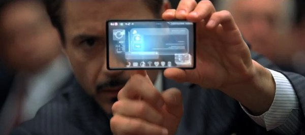 Iron Man 2: the gadgets(video)