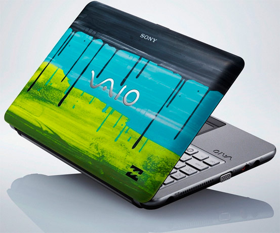 Sony VAIO W Imperial Lime