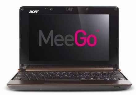 MeeGo for Future Acer Netbooks and Tablets
