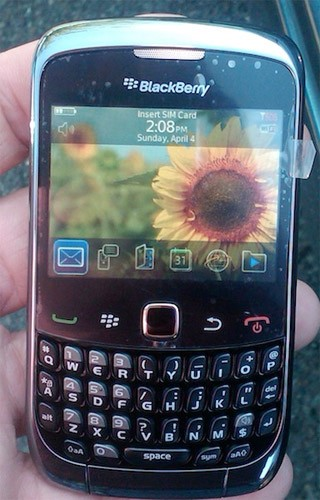 BlackBerry Curve 9300 fixing to replace the 8500 series?