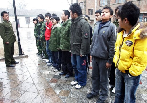 Chinese addicts escape from Internet 'boot camp,' invade Farmville