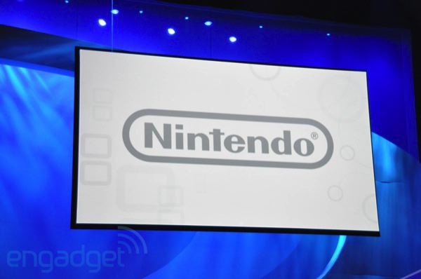Engadget pre-event broadcast from E3 - Nintendo