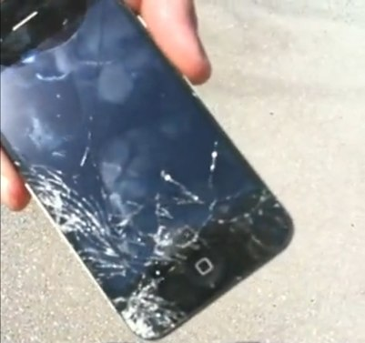 > iPhone records 1,000-foot free-fall, survives - Photo posted in BX Tech | Sign in and leave a comment below!