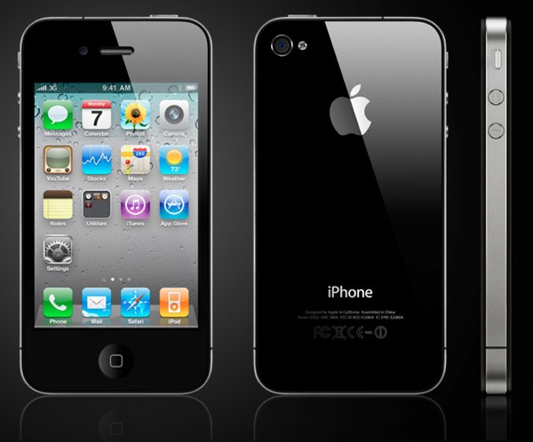 gambar iphone 4 apple