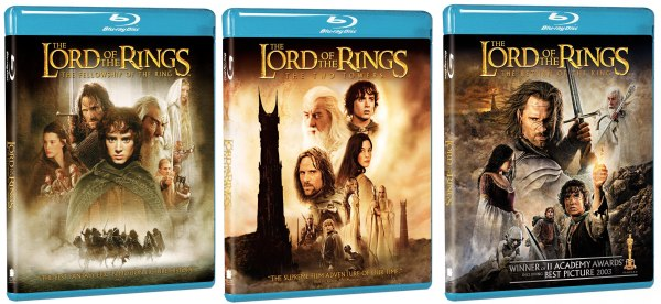 lord of the rings movies break out of the box set hit blu