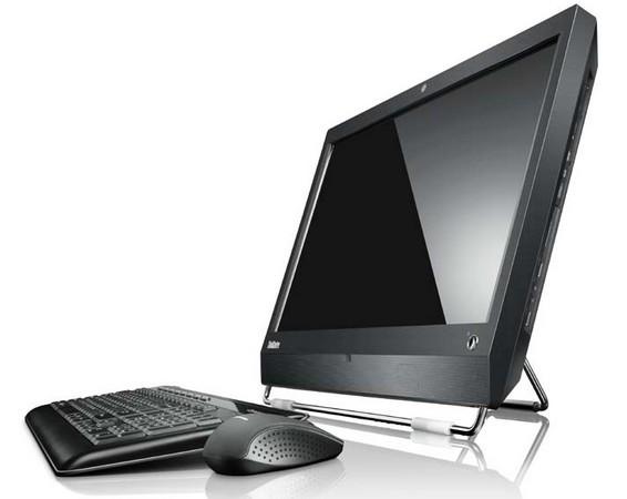 Lenovo ThinkCenter M90z all-in-one is made for large businesses,  but startups like it too