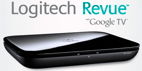 Google TV by Logitech