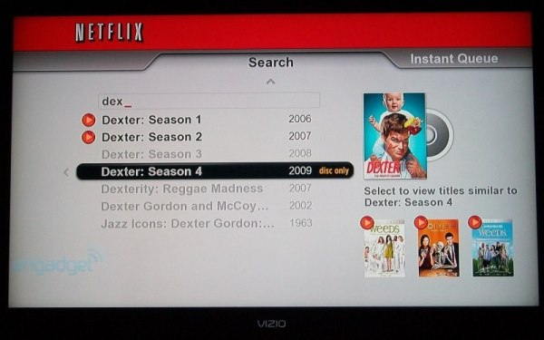 Netflix Watch Instantly title search flips on for all PS3 users