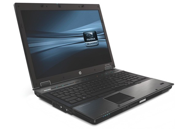 HP Outfits Fermi-based Quadro 5000M GPU In 17-inch EliteBook