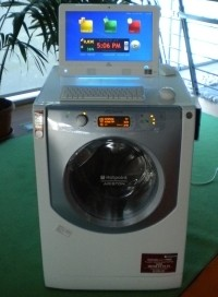 Indesit Smart-grid Washer