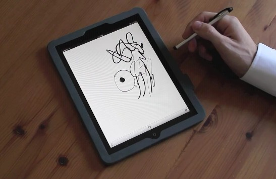 Pressure Sensitive Drawing Headed To Ipad In Free Software