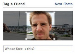 Facebook adds face detection, still can't identify books