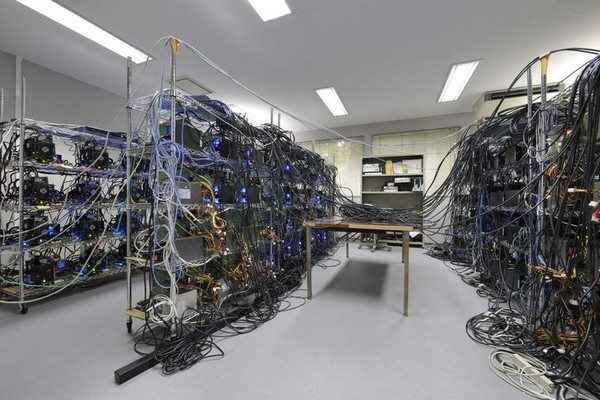 Tokyo University's Grape-DR supercomputer is a green powerhouse
