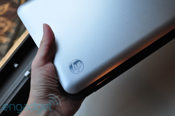 HP Mini 110 and 210 netbooks get latest Atom N455 and N475 accoutrement