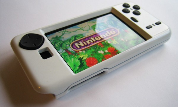 CP Design's iPhone Game Pad prototype does Donkey Kong Country right (video)
