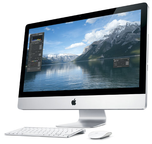 applewebmaster new imac