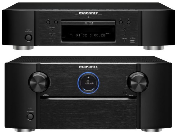 Marantz has unveiled its 2010 line of high end receivers, amplifiers, pre amplifiers and Blu-ray players, and naturally the headlining upgrades have to