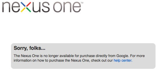 nexus-one-is-sold-out-in-googles-store-forever