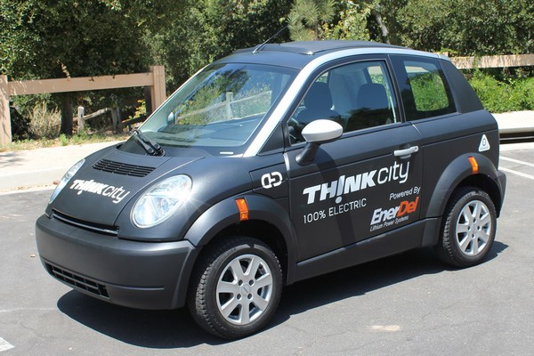 Think City electric car gets bigger American batteries for bigger American roads