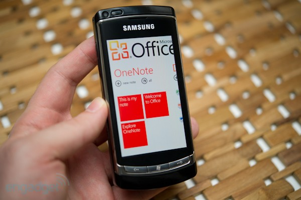 Windows Phone 7 in depth preview