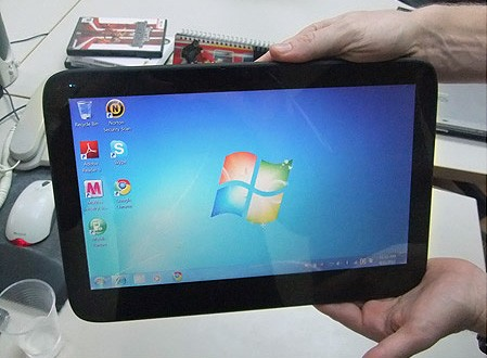 MasterPad prototype marries Windows 7 to 11.6-inch IPS screen (video)