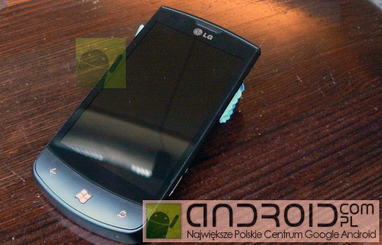 LG's E900 said to have 1.3GHz Snapdragon inside, handsome looks outside (video)