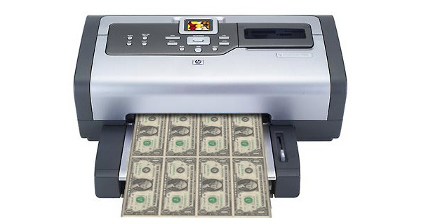 HP prints money