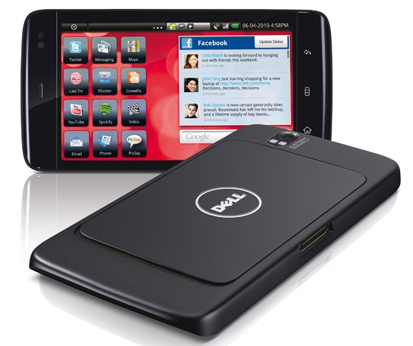 Dell Streak on Sale August 13