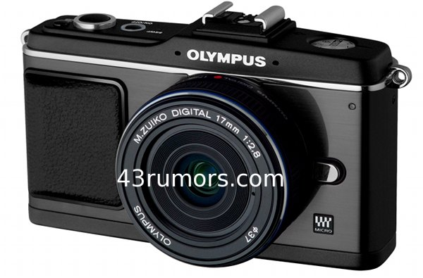 New E-P2 kit and E5 compact rumored, Olympus surprise parties ruined