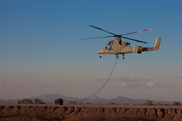 Lockheed Martin and Kaman's unmanned helicopter wins contract with Army and Marines