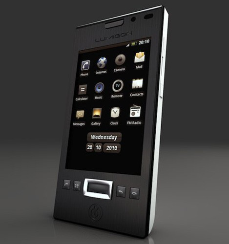 Lumigon T1 gets Froyo and a major facelift, makes glamorous appearance on Facebook