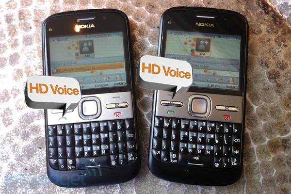 Orange HD Voice on Nokia phones