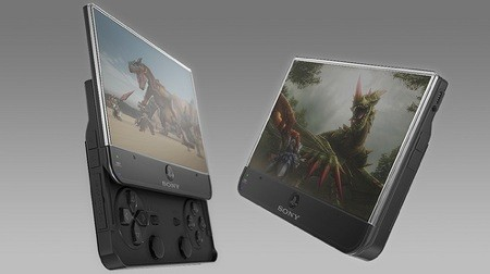 Next gen PSP to have touch controls -- on the wrong side?