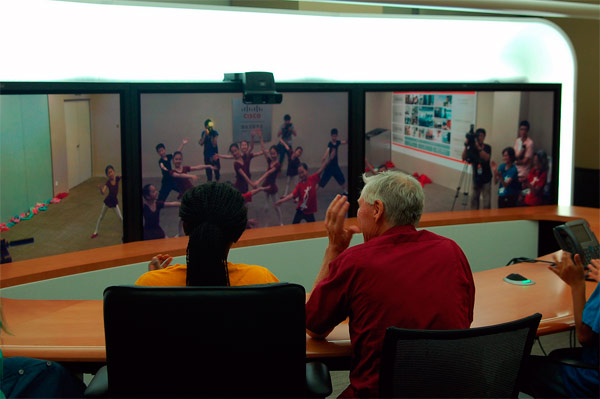 Cisco to announce high-def consumer telepresence device next week?