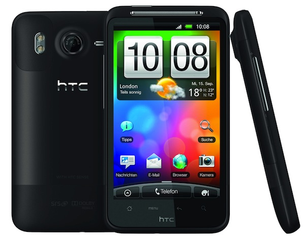 HTC Launches Desire HD: Engadget gets First Look!