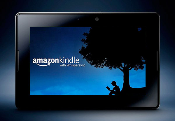 Kindle on BlackBerry PlayBook
