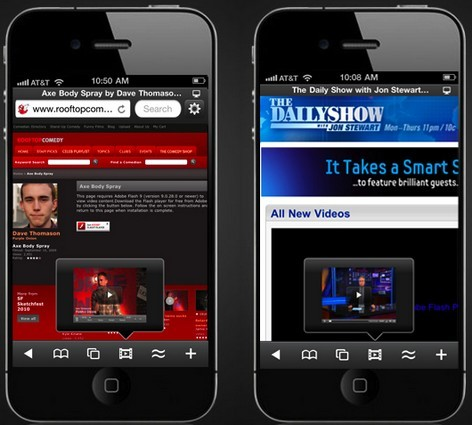 Skyfire submits iPhone version of browser for App Store approval, we wait for the Flash to hit the fan