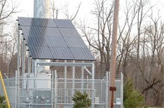 T-Mobile USA First Solar-powered Cell Site Running in Pennsylvania