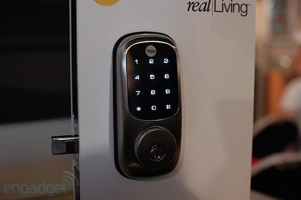 Yale remote control deadbolts