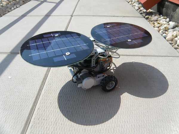 dSolar Panels for Mindstorms