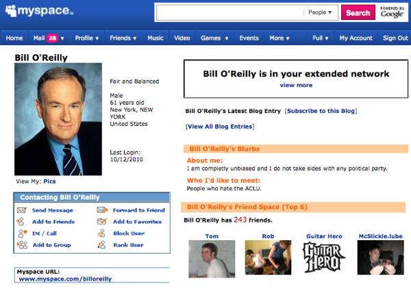 Oreilly stock options