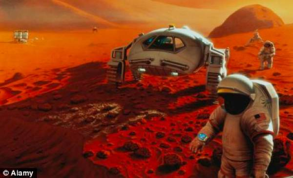Hundred Year Starship Initiative plans to put people on Mars by 2030, bring them back by… well, never (video)