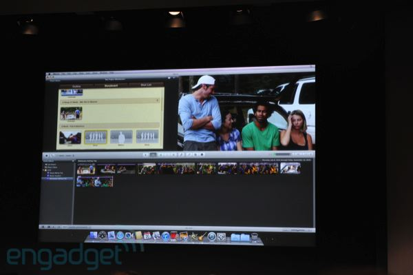 iLife 11 iMovie