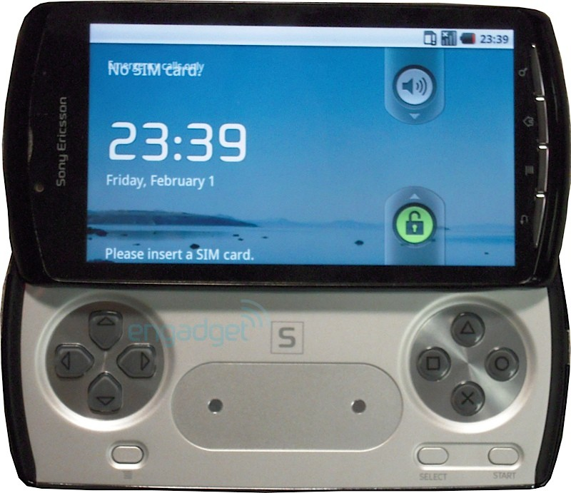 sony ericsson phone psp 