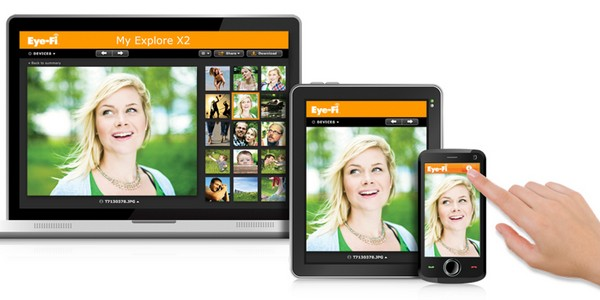 Eye-Fi gets social, launches View online portal and instant e-mailing of pictures