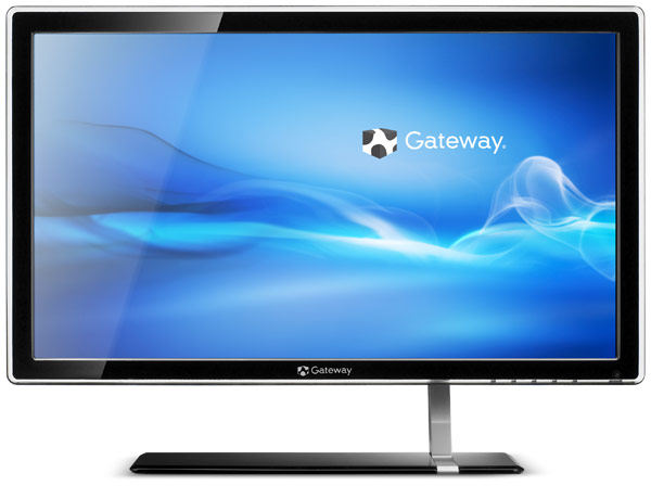 Gateway 23-inch FHD2303L Monitor, 2 New FHX LCDs