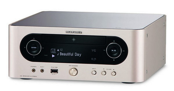 Marantz claims title of 'world's first AirPlay certified music system,' Denon begs to differ